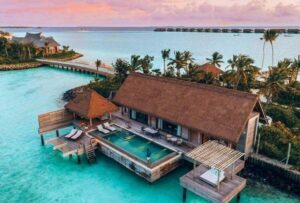 5 Romantic things to do in The Maldives